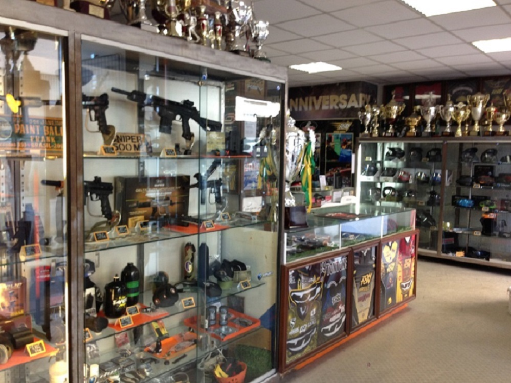 Paintball store shop site officiel paintball marseille for Shop homepage